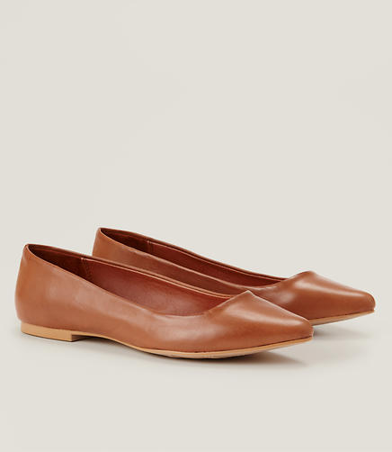 Image of Pointy Toe Flats