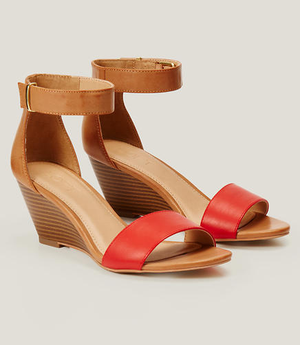 Image of Wedge Sandals