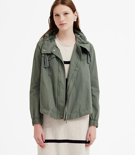 Image of Lou & Grey Poplin Jacket