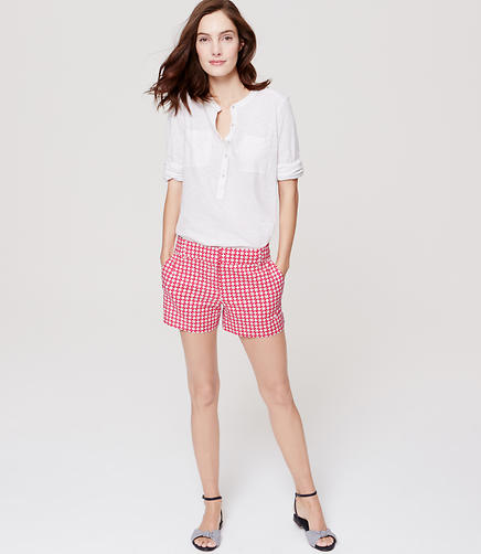 Image of Geo Riviera Shorts with 4
