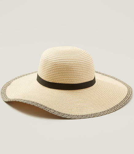 Image of LOFT Beach Straw Hat