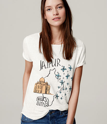 Image of Jaipur Tee