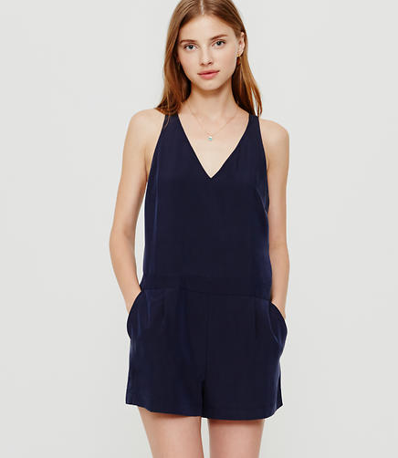 Image of Lou & Grey Silkwash Romper