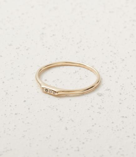 Image of n+a new york R030 Diamond Ring