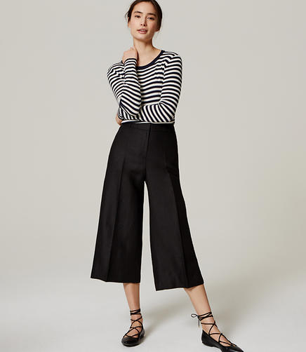Image of Tea Garden Culottes in Marisa Fit