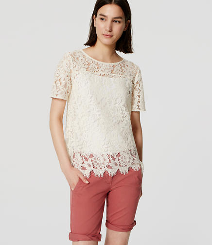Image of Lace Tee