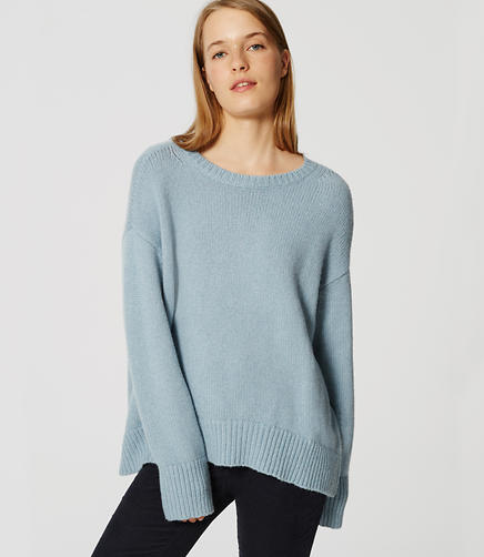 Image of Drop Shoulder Sweater