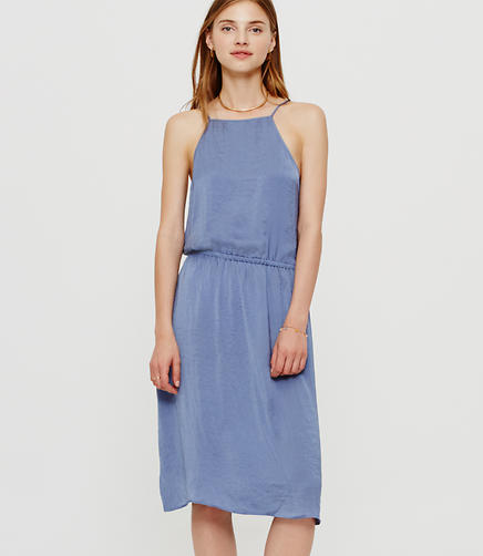 Image of Lou & Grey Luster Tie Dress
