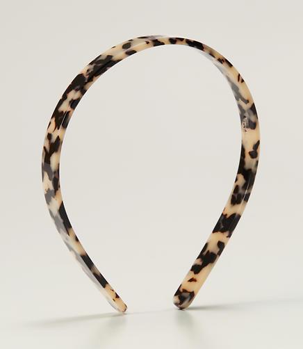Image of Tortoiseshell Print Headband