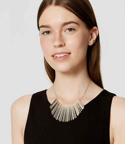 Image of Pave Fringe Necklace