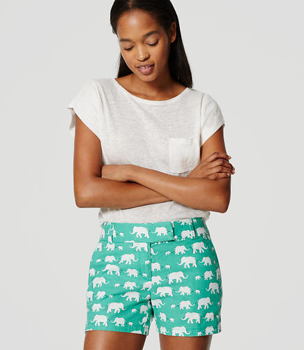 Image of Elephant Riviera Shorts with 4