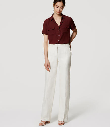 Image of Petite Veranda Trousers