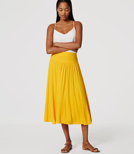 Image of Midi Skirt