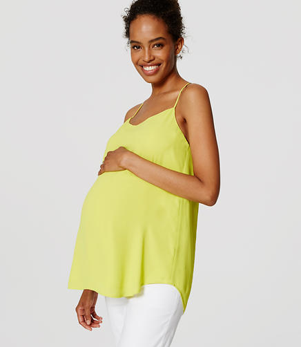 Image of Maternity Strappy Cami