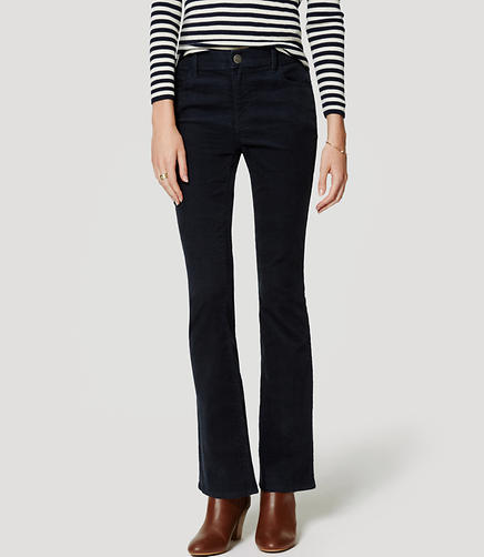 Image of Kick Crop Corduroy Pants