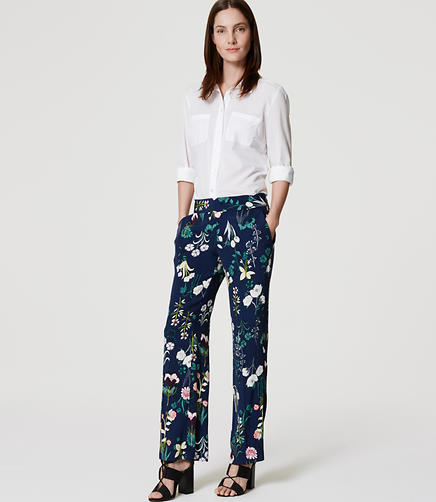 Image of Valley Floral Trousers