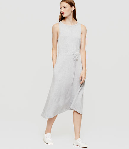 Image of Lou & Grey Signaturesoft Midi Dress