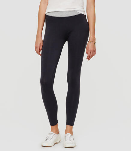 Image of Lou & Grey Seamed Essential Leggings