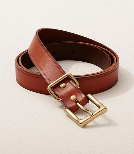 Image of Lou & Grey Leather Belt