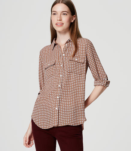 Image of Minibloom Utility Blouse