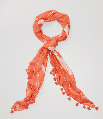 Image of Whale Scarf