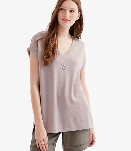 Image of Lou & Grey Signaturesoft Tunic Tee