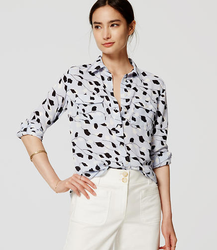 Image of Vine Utility Blouse