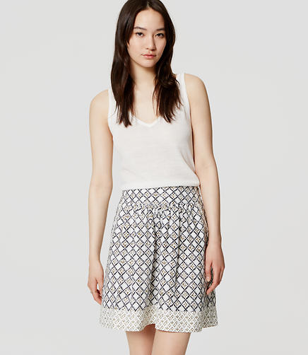 Image of Jardin Stroll Skirt