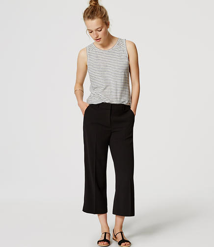 Image of Fluid Culottes