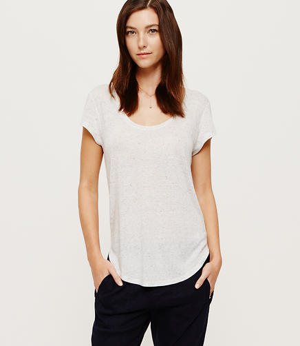 Image of Lou & Grey Featherweight Modal Tee