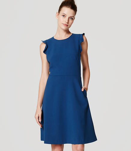 Image of Flutter Flare Dress