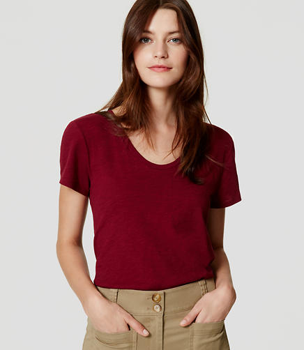 Image of Petite Vintage Soft Tee