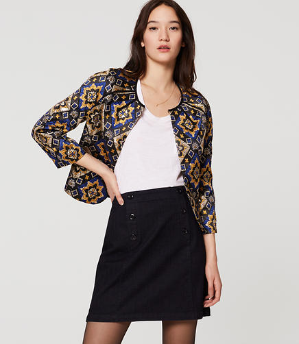 Image of Shimmer Mosaic Jacket