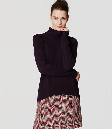 Image of Mockneck Sweater