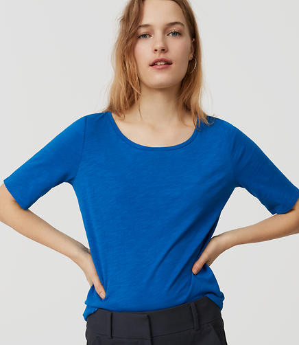 Image of Ballet Neck Tee