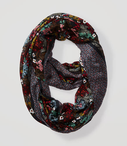 Image of Wildflower Infinity Scarf