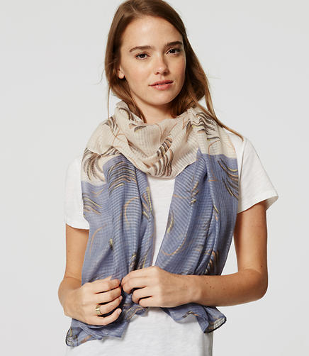 Image of Willow Colorblock Scarf