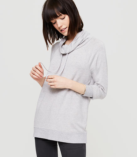 Image of Lou & Grey Signaturesoft Drawstring Tunic