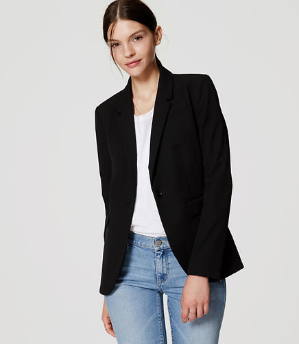 Image of Petite Custom Stretch Blazer