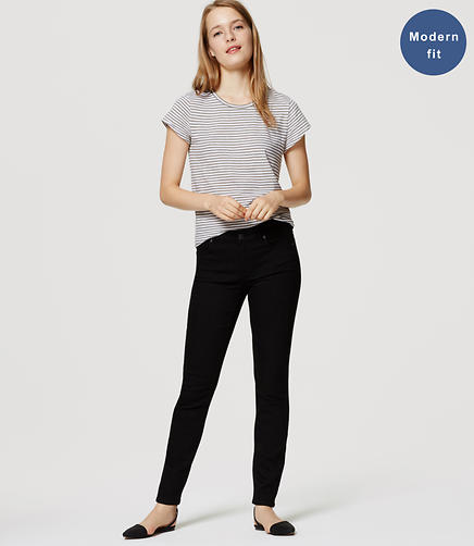 Image of Tall Modern Skinny Jeans in Black