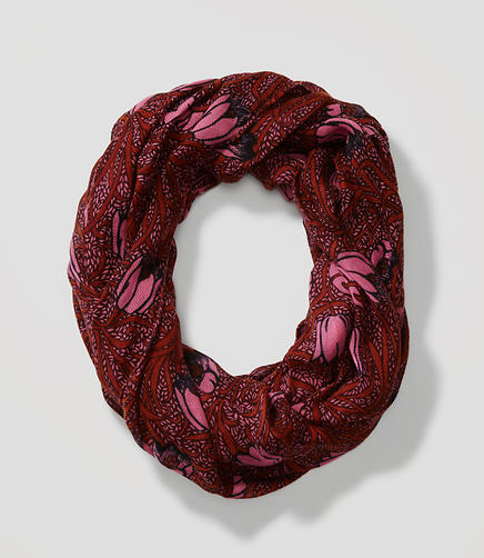 Image of Tulip Infinity Scarf