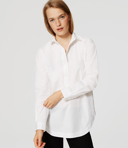 Image of Tunic Softened Shirt