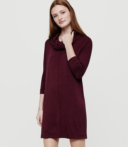 Image of Lou & Grey Signaturesoft Cowl Dress