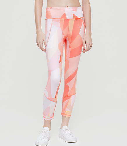 Image of Lou & Grey Form Abstract Streeeetch Leggings