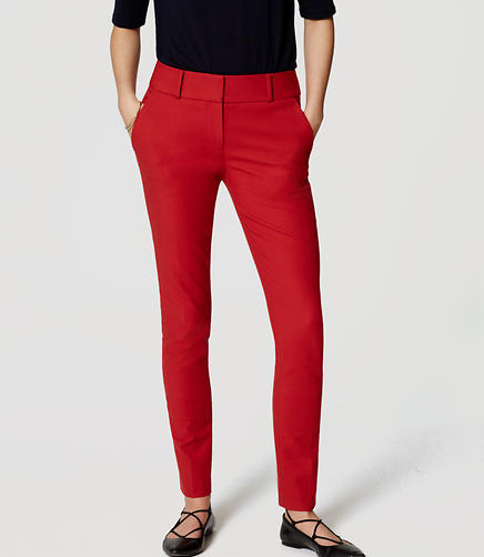 Image of Essential Skinny Ankle Pants in Julie Fit