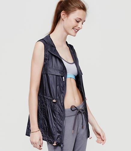 Image of Lou & Grey Form Hoodie Vest