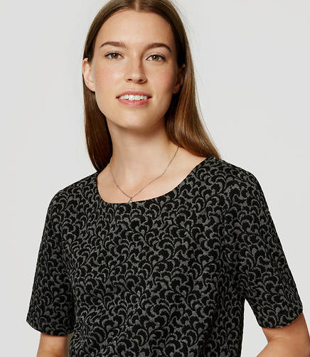 Image of Ivy Jacquard Top
