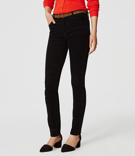 Image of Tall Modern Skinny Corduroy Pants