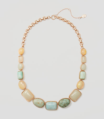 Image of Marbleized Necklace