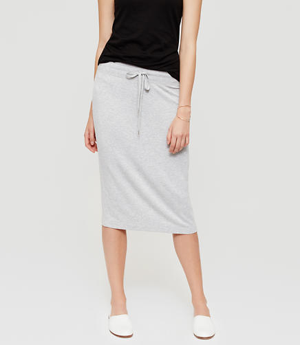Image of Lou & Grey Signaturesoft Jogger Skirt